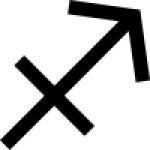 Signe astrologique sagittaire