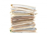 How much time do you need to keep files concerning banks