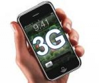 What is the maximum speed of a phone in 3G