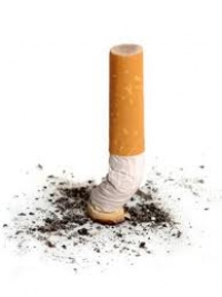 What are the symptoms of quitting smoking